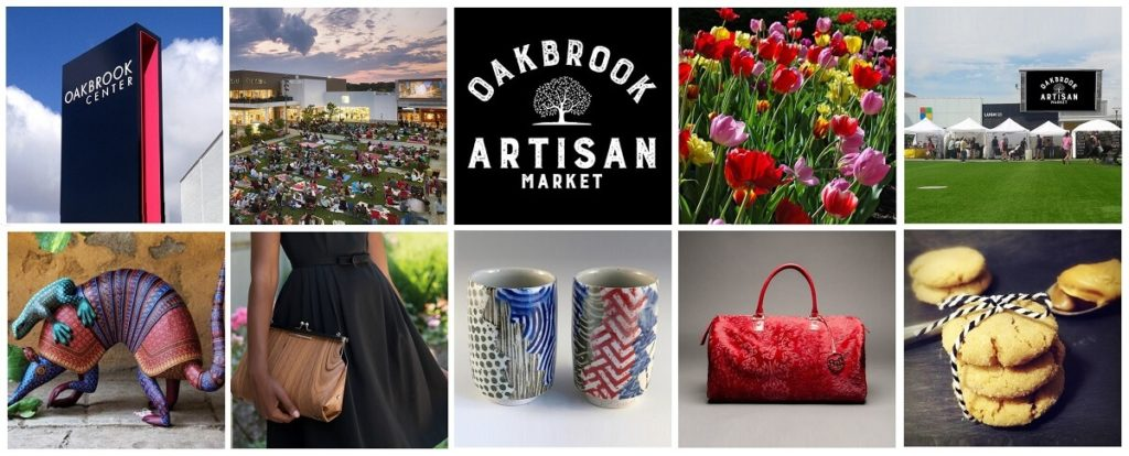 Oak Brook Artisan Market - 2-Day Market at Oakbrook Center