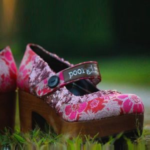 Poorgirl Shoes at Oak Brook Artisan Market