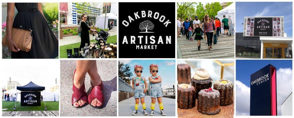 Oak Brook Artisan Market - Village Green at Oakbrook Center