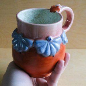 Idle Hands Pottery at Oak Brook Artisan Market