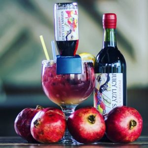 Juicy Luzy Sangria at Oak Brook Artisan Market