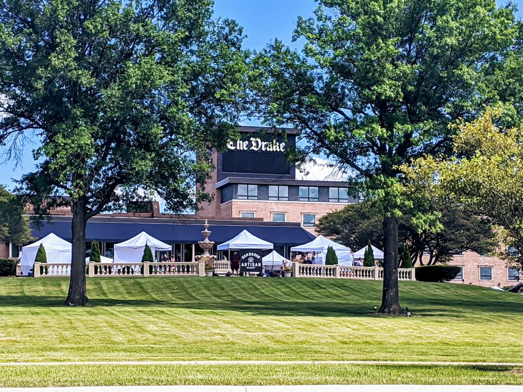 Oak Brook Artisan Market - The Drake - Oak Brook