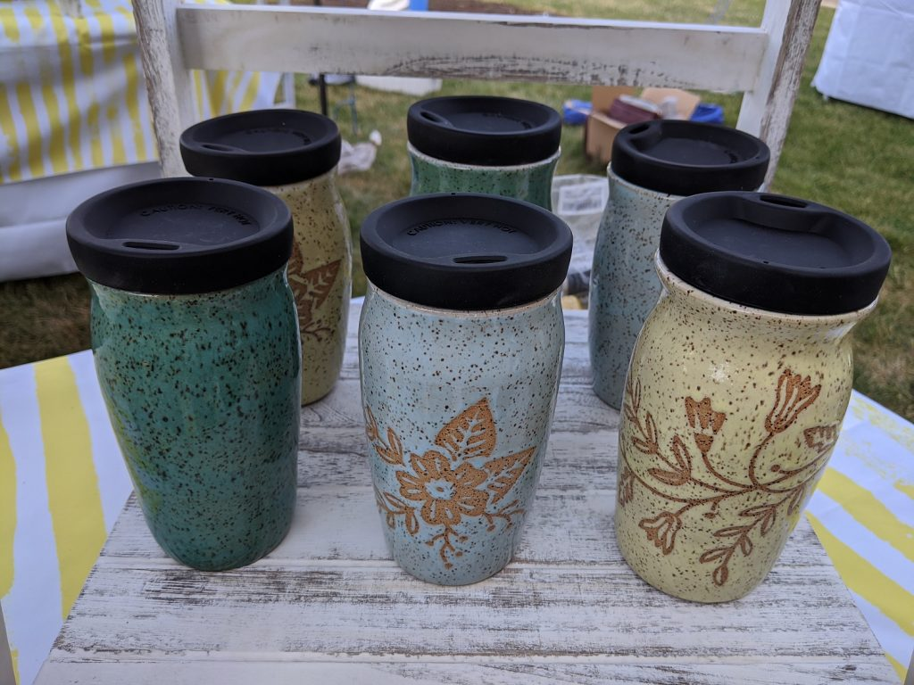 Idle Hands Pottery - Oak Brook Artisan Market