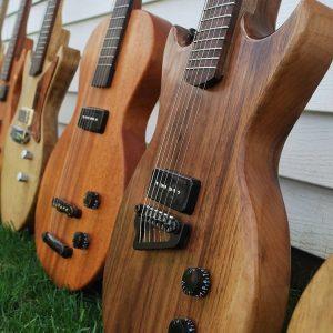 Three Son's Guitars - Oak Brook Artisan Market