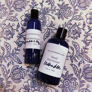 The Alchemist's Wife - Oak Brook Artisan Market (Hand Sanitizer)